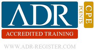 CPE Speciality Court Mediation Training